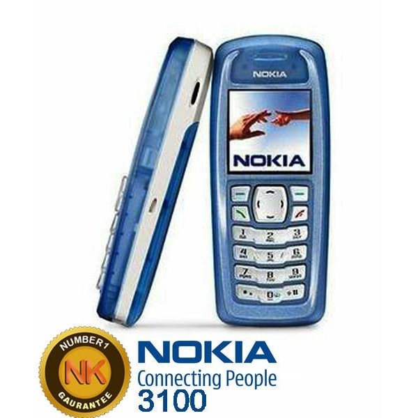 harga New nokia/hp 3100 jadul refubished bergaransi handphone baru. Tokopedia.com