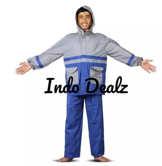 harga Jas hujan rain coat jaket celana setelan kode elephant Tokopedia.com