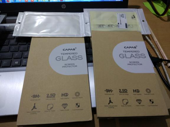 Jual Capas Tempered Glass G5S plus g5s + Bonus Camera Protection - Kab   Ketapang - Gudang Riezky | Tokopedia