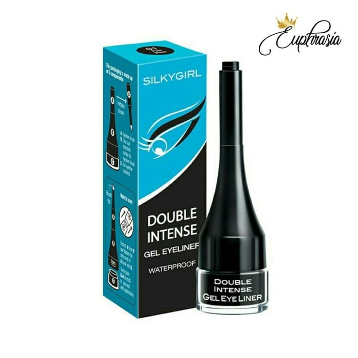 harga Silky girl - double intense gel eyeliner / eye liner silkygirl Tokopedia.com