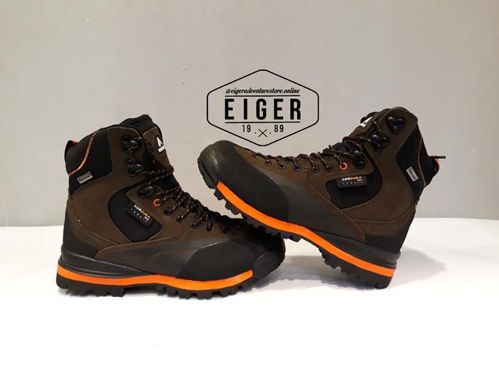 Jual Sepatu Hiking Eiger Art 910003775 Phyton Hc Boots Kota
