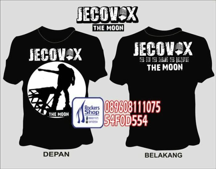harga Kaos jecovox the moon roy jeconiah boomerang Tokopedia.com