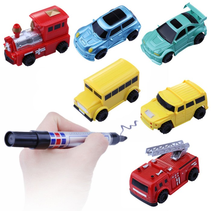 Foto Produk Inductive Car / Mainan anak edukasi / Mainan Unik  dari Meliyana Store