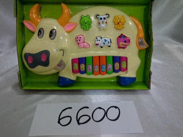 harga Mainan anak 6600 music animal piano cow pianism piano sapi Tokopedia.com