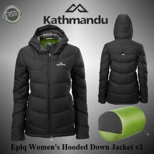 ... harga Jaket bulu angsa kathmandu epiq womens hooded duckdown jacket v2  Tokopedia.com. Rp. 750000 5b5039810d