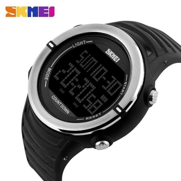 Jual Jam Tangan Pria Skmei Original Anti Air Digital Sport Watch ... 5708fbd598