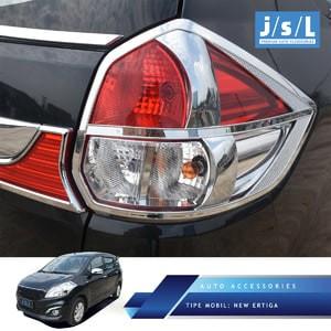 harga New suzuki ertiga garnish lampu belakang jsl/tail lamp garnish chrome Tokopedia.com