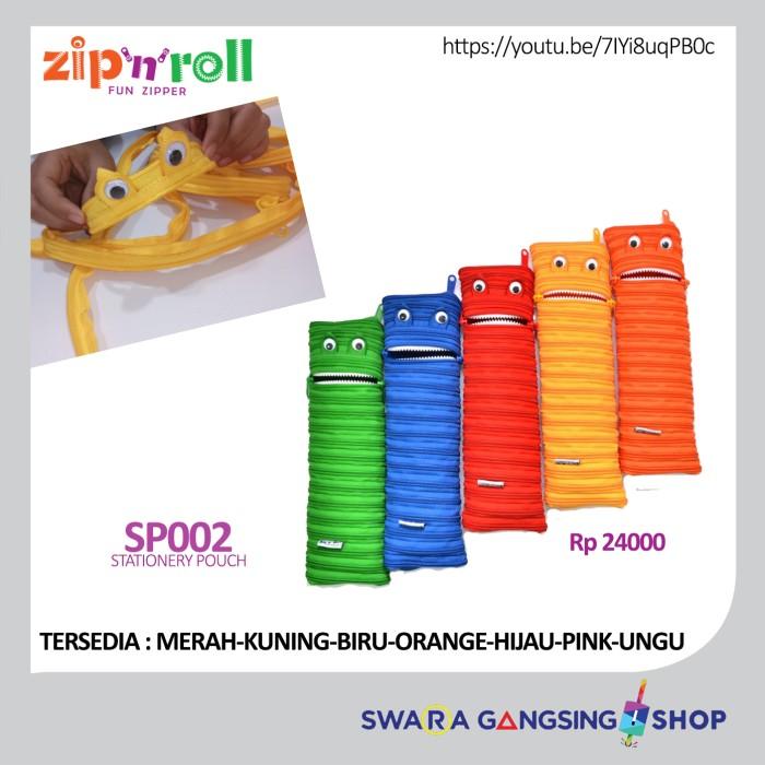 harga Zip n roll / stationary / tempat pensil / tas kosmetik / souvenirsp002 Tokopedia.com