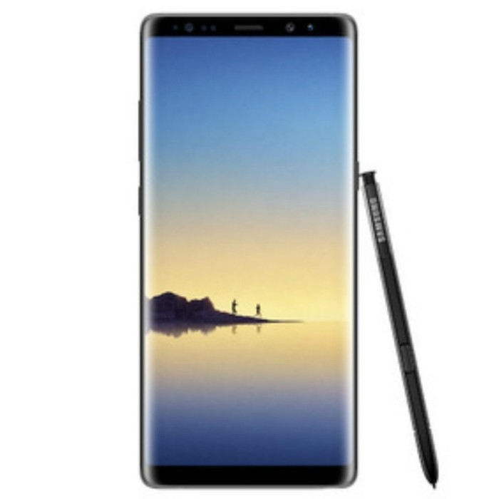 harga Samsung galaxy note 8 - midnight black Tokopedia.com