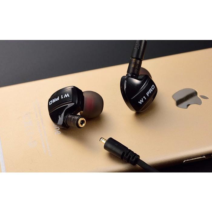 Knowledge Zenith Sport Detachable In-ear Earphones Mic QKZ-W1 PRO