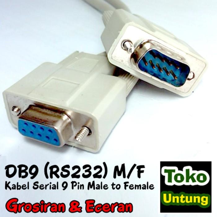 Foto Produk berkualitas Kabel Serial DB9 RS232 dari el-nur
