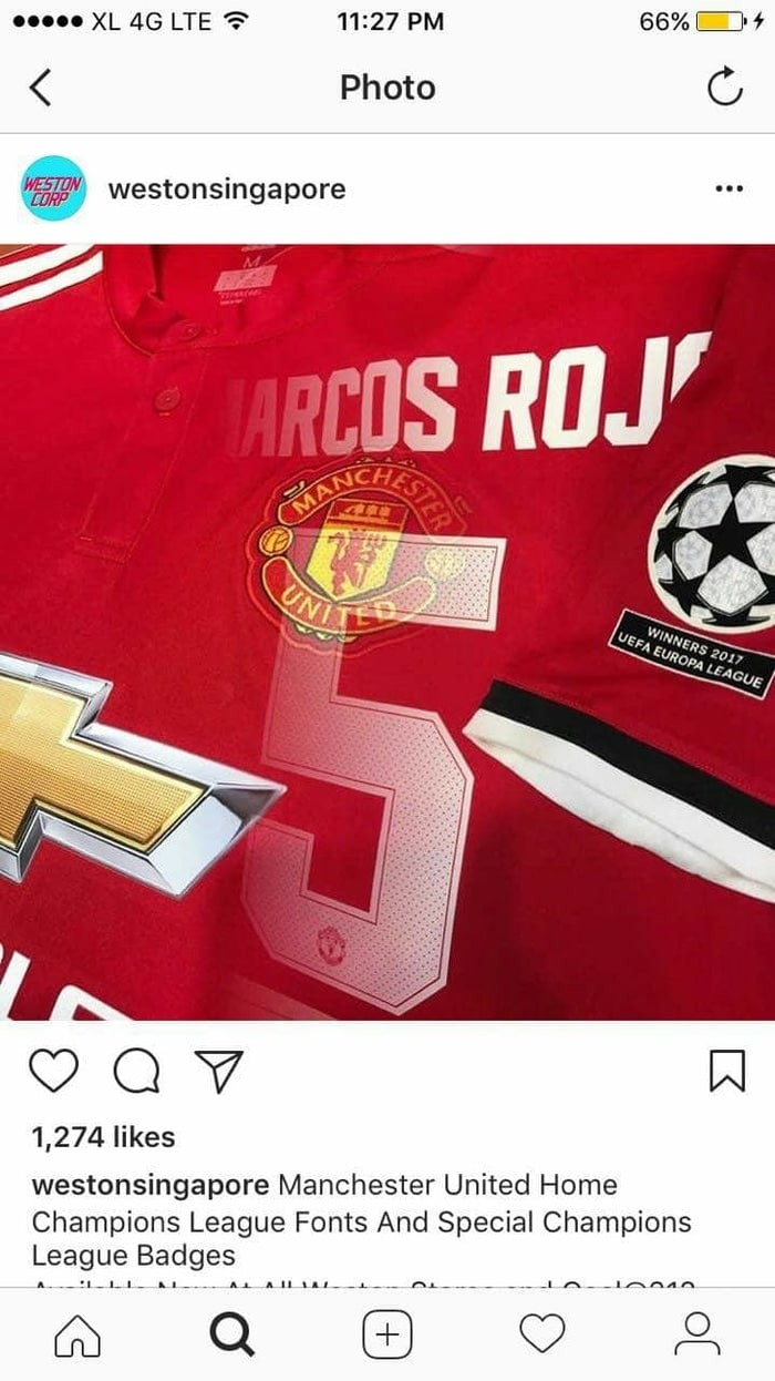 Jual Harga Grosir PASANG PATCH FULL UCL MANCHESTER UNITED SPECIAL EDITION Jakarta Barat El Will