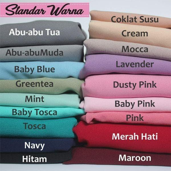 74+ Terbaru Contoh Jilbab Warna Coklat Susu, Jenis Warna