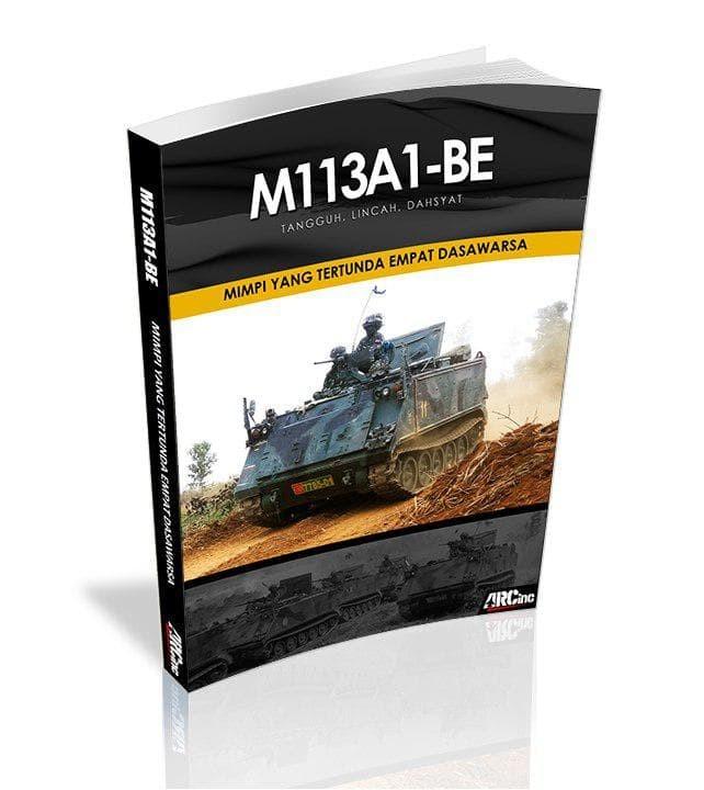 Foto Produk Buku M113, Mimpi yang Tertunda Empat Dasawarsa dari Arcinc