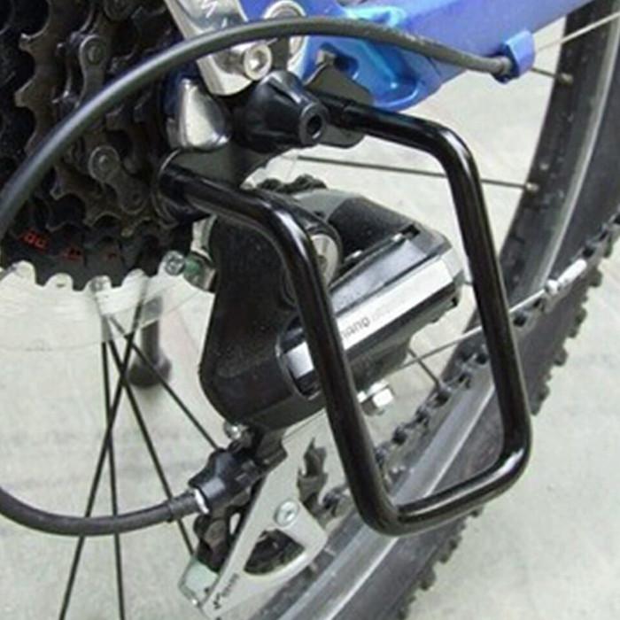 harga Pelindung rd sepeda - rear derailleur guard protector Tokopedia.com