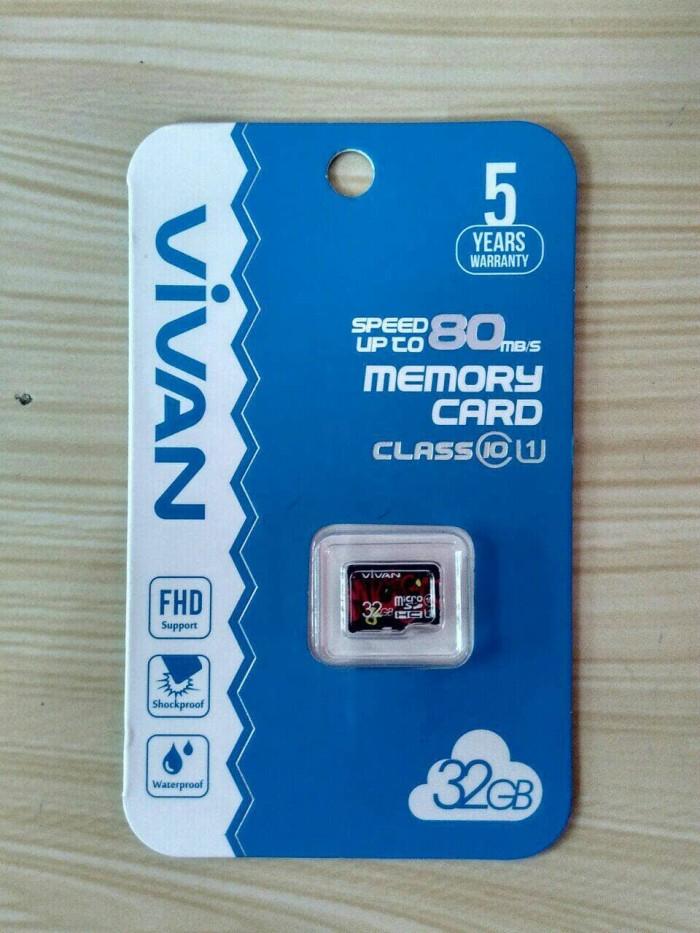 Microsd Vivan 32GB C10 NA