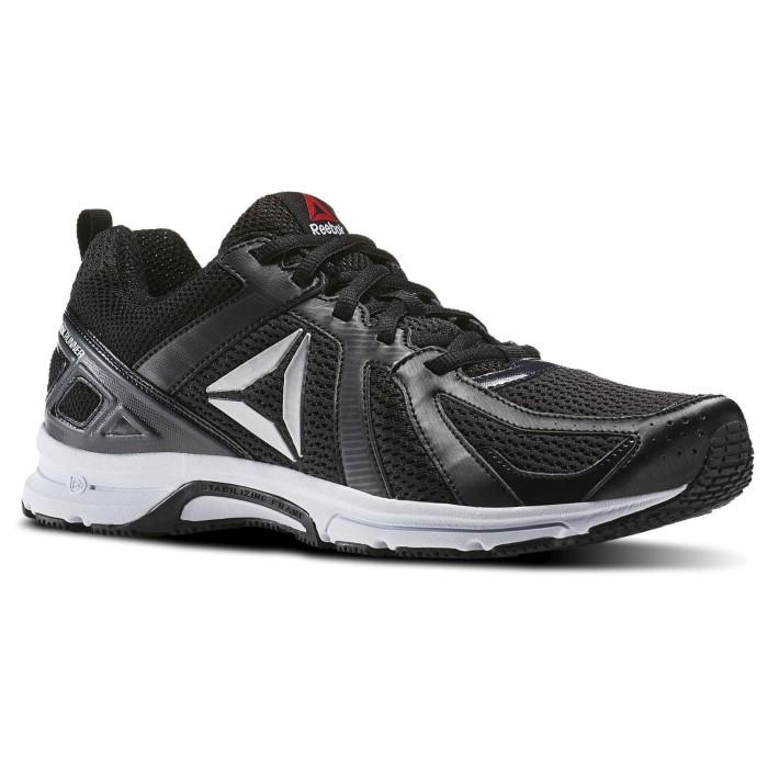 ... harga Sepatu lari running reebok runner mt hitam black original asli  murah Tokopedia.com 5b487a7956