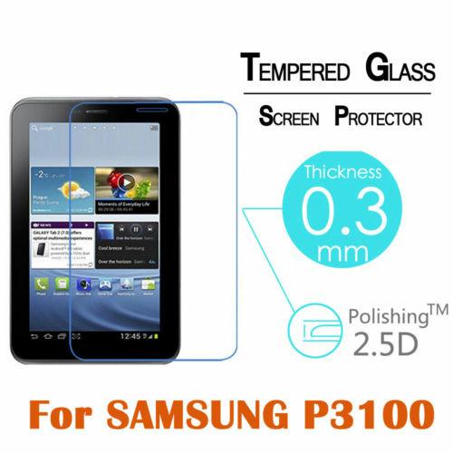 Tempered glass samsung galaxy tab 2 7 inchi p3100 high qualtiy