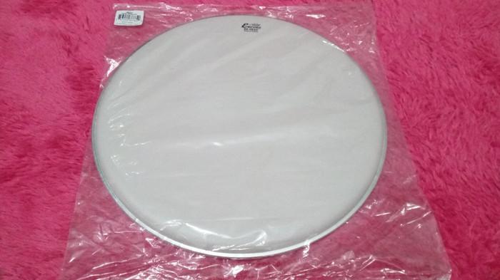 harga Coated snare drum head encore en-0114-ba 14-inch ambassador Tokopedia.com