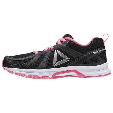 Jual Sepatu Lari Running Reebok Runner Mt Hitam Pink Original Asli