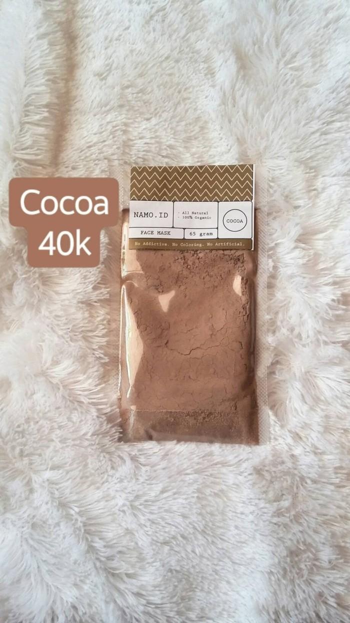 Jual Namoid Masker Namo Jilbab Al Azhar Sby Tokopedia Wajah Organik By Face Mask Cocoa