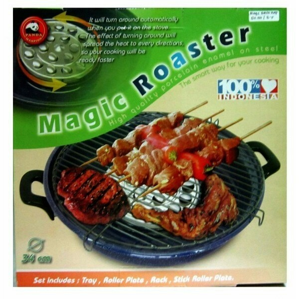 Maxim magic roaster grill