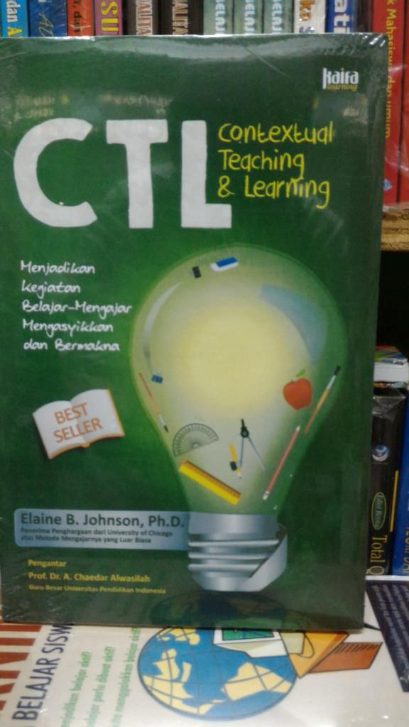 harga Buku ctl  contextual teaching dan learning Tokopedia.com