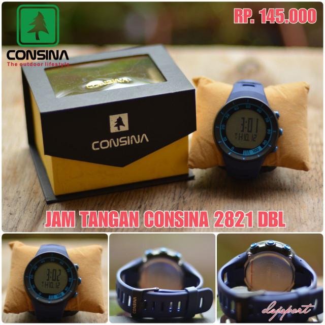 jam tangan consina 2821 original