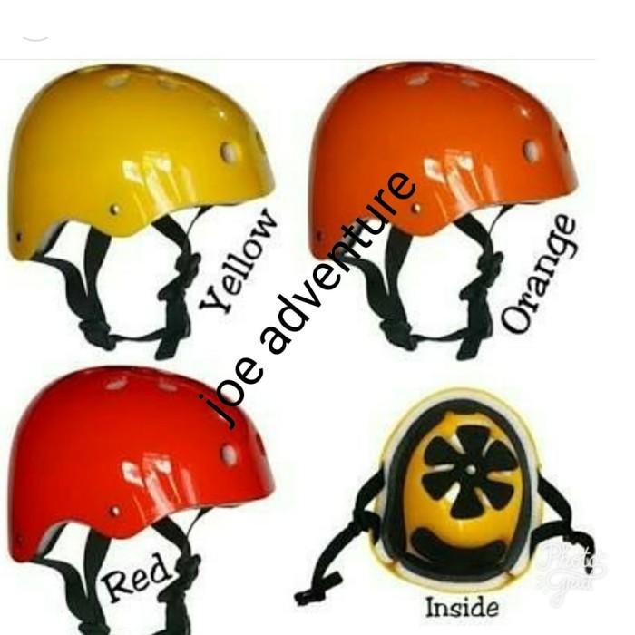 harga Helm sepeda / arung jeram / rafting /outbond / dll Tokopedia.com
