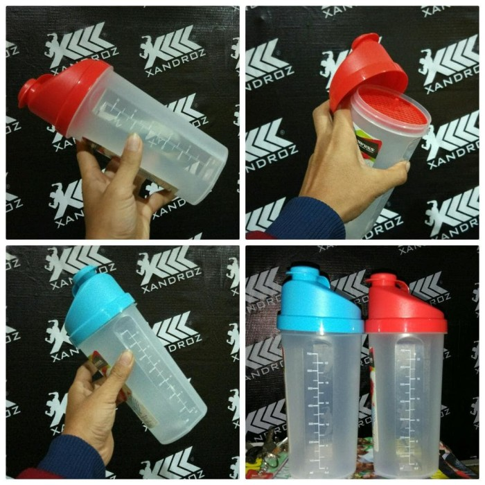 harga Original botol shaker fitness gym 700 ml Tokopedia.com