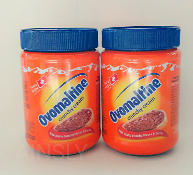 harga Buruan.. dijamin termurah !! ovomaltine crunchy cream Tokopedia.com