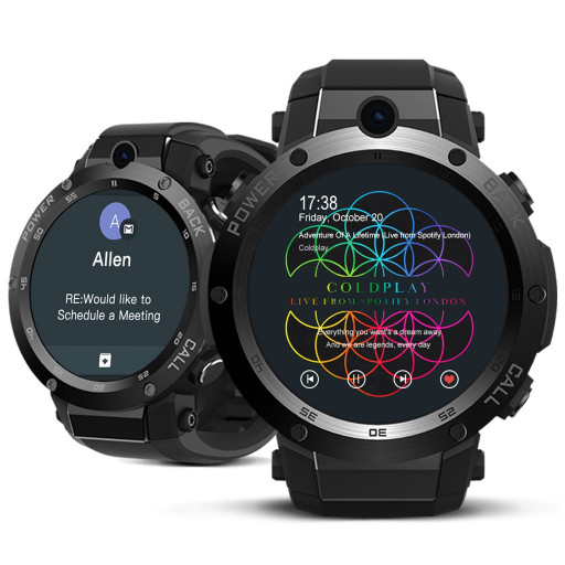 harga Zeblaze thor s smartwatch phone android super amoled 5mpx camera gps Tokopedia.com