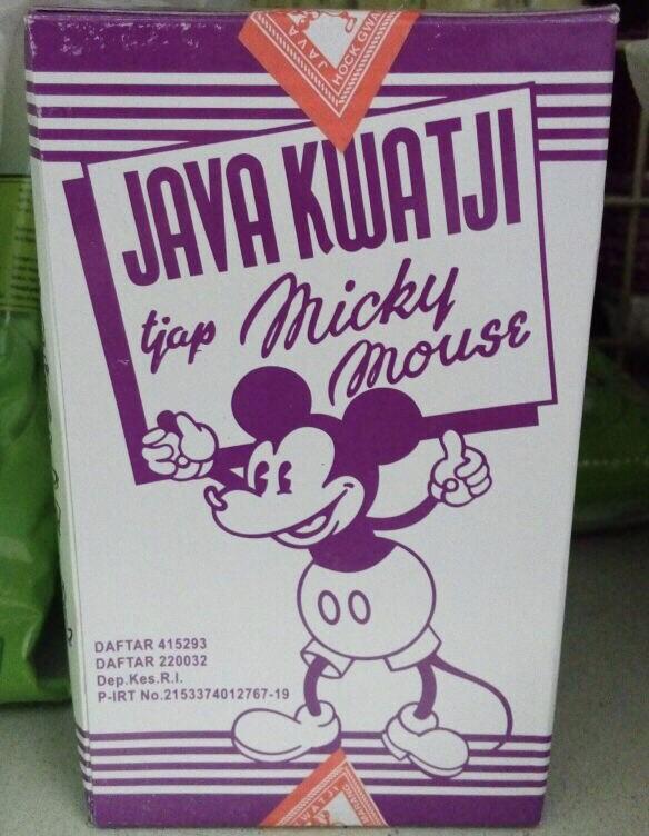 harga Java kwatji cap mickey mouse 400 gram Tokopedia.com