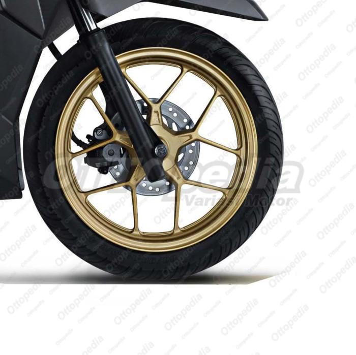 harga Velg racing lebar mars rossi ring 14-185/215 for vario 110 cw gold Tokopedia.com