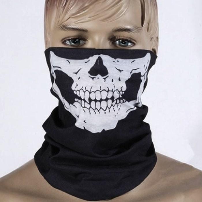 harga Slayer masker motor tengkorak masker bandanana multifungsi Tokopedia.com