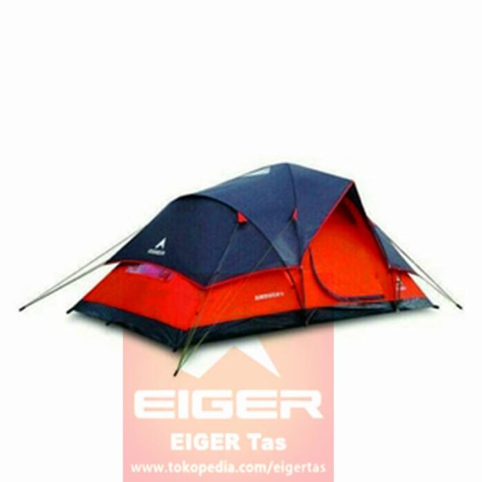 harga Tenda eiger art e105 ambush 4 orang - camping - mountain Tokopedia.com