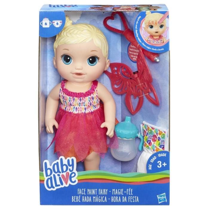 harga Boneka baby alive face paint fairy doll Tokopedia.com