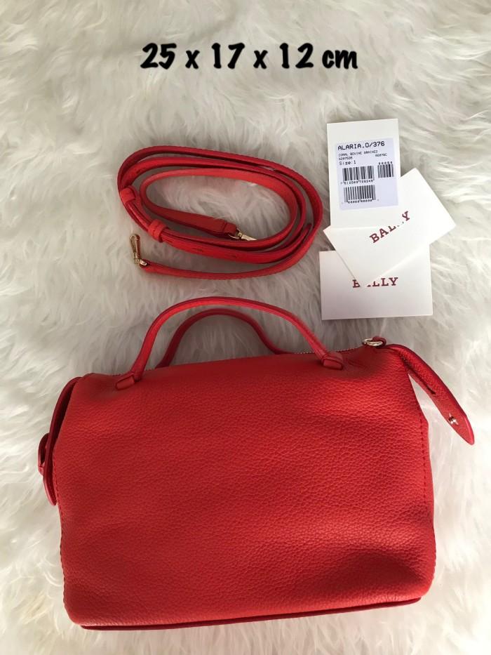 Foto Produk Bally Alaria Sling Bag / Orange dari Olala_Olshop