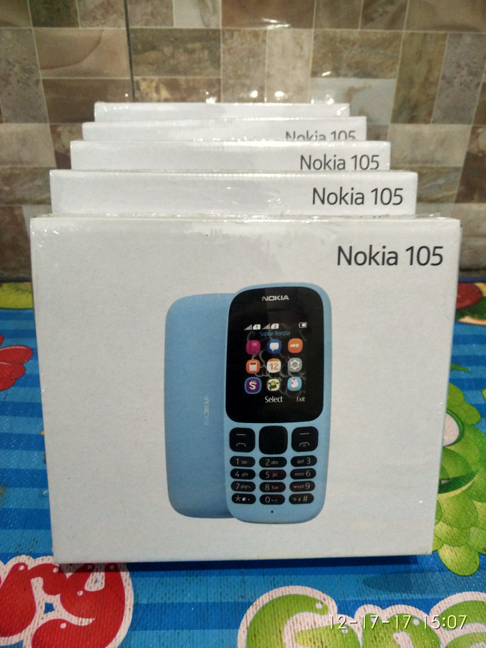 harga Nokia 105 dual sim 2017 garansi resmi Tokopedia.com