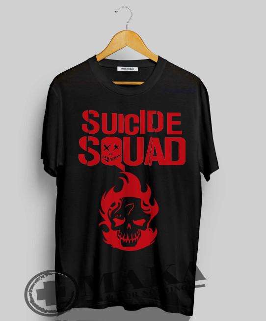 harga Kaos suicide squad el diablo Tokopedia.com