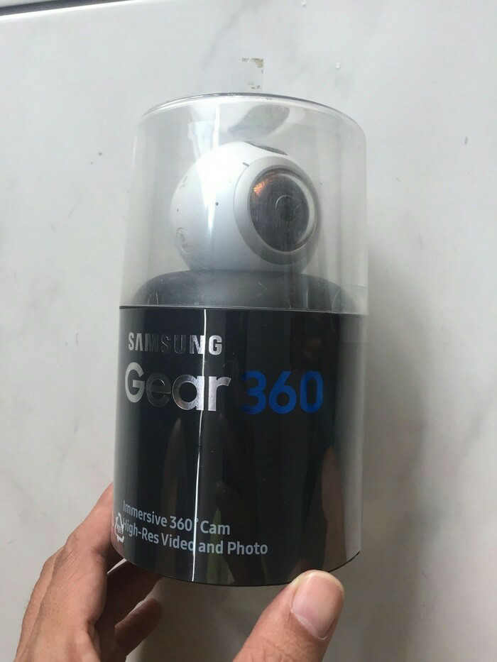 harga Samsung gear 360 new bnib garansi sein Tokopedia.com