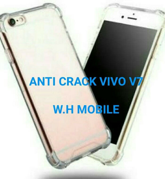 Anticrack Hp Vivo V7 Soft Case anticrack Vivo V7 jelly vivo V7