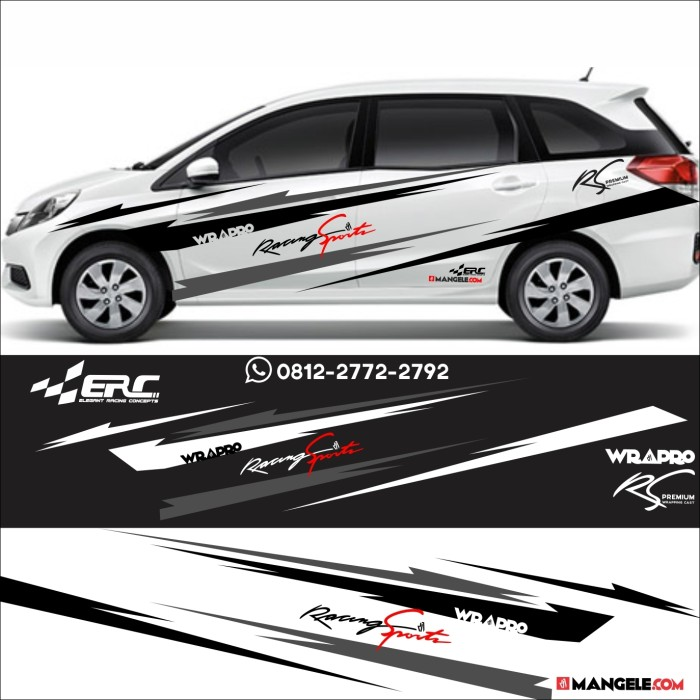 Suzuki | Stiker Mobil Bandung