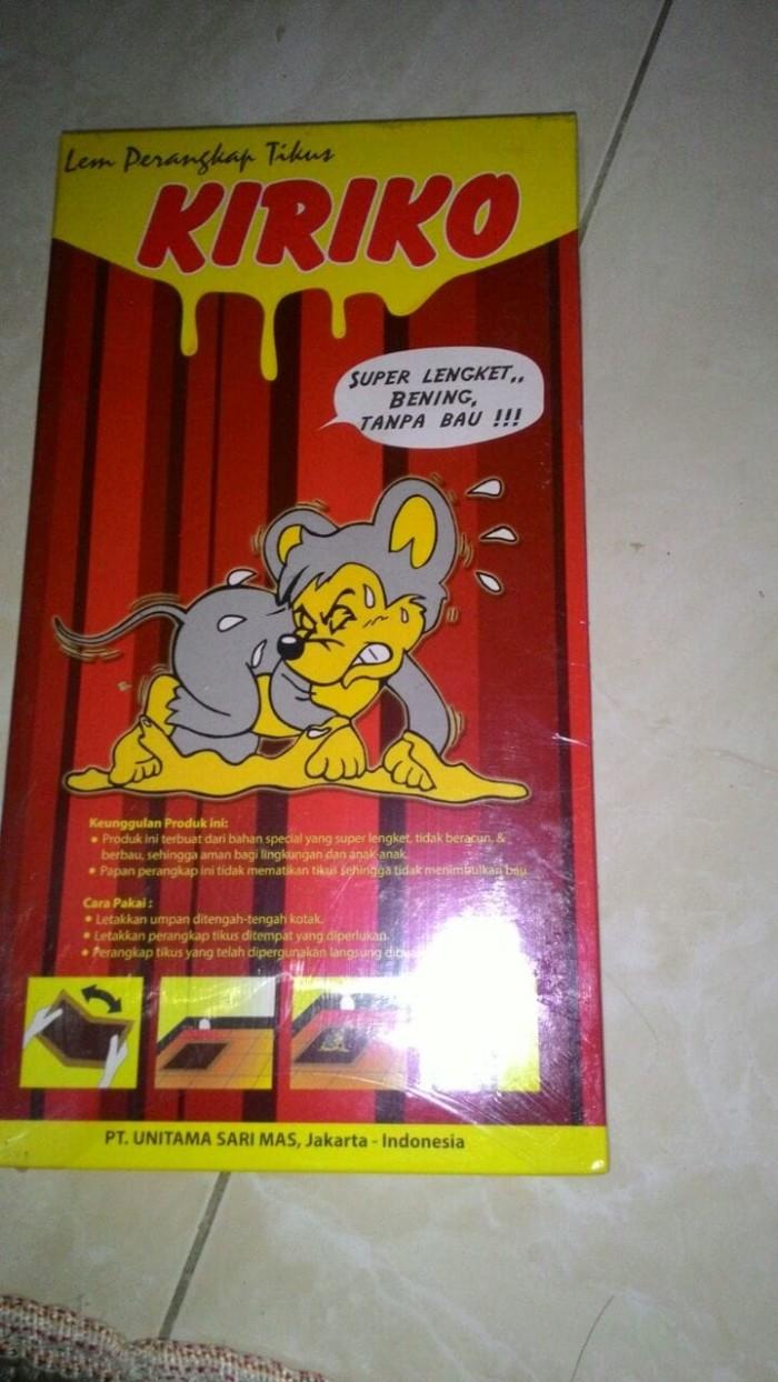 Jual Lem Tikus Kiriko Lem Perangkap Tikus Kota Surabaya Nissafroze Tokopedia