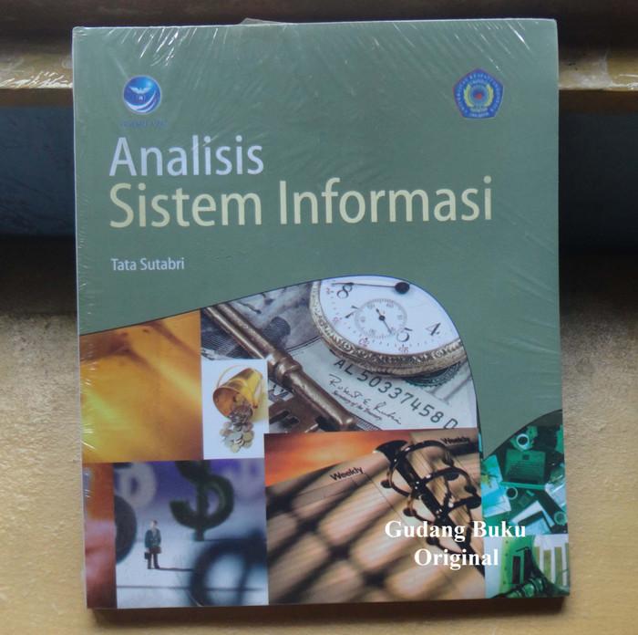 harga Buku analisis sistem informasi Tokopedia.com