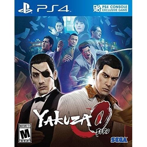 Info Ps4 Yakuza 0 Hargano.com