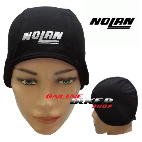 harga Alas helm / kupluk motif nolan Tokopedia.com