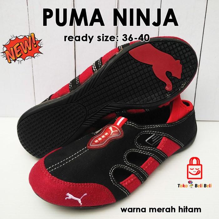 Nota hidrógeno modo  Jual Sepatu Puma Ninja Cewek Terbaru - Jakarta Pusat - Distributor  Aksesoris | Tokopedia