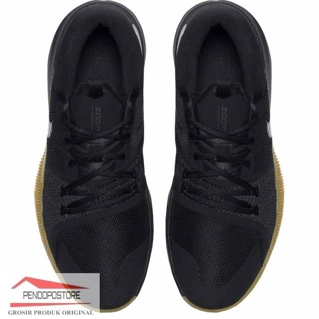 26e733ac7cfec Jual Sepatu Basket nike Zoom Assersion 917505-005 ori 100% - DKI ...