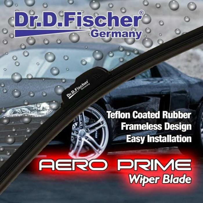 harga 1 set wiper frameless dr. fischer honda all new jazz 26-14 Tokopedia.com